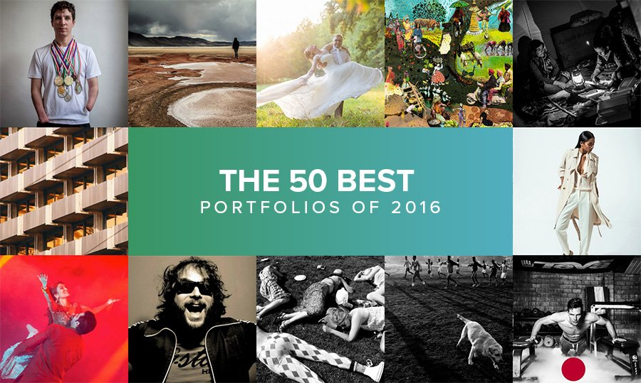 50 Best Portfolios - Featured