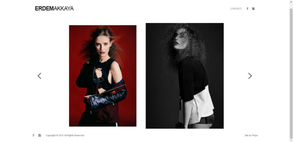 best fashion photography portfolio