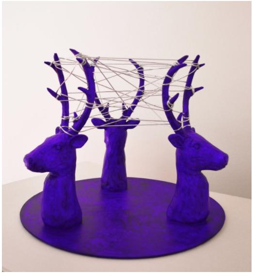 Elifsezen- Sculptor